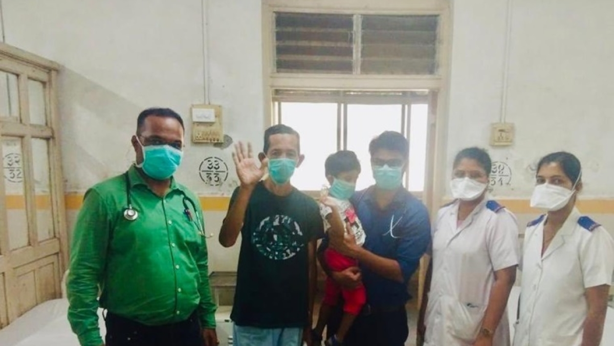 Coronavirus in Mumbai: Goodbyes are good, says BMC after eight patients discharged from Kasturba Hospital