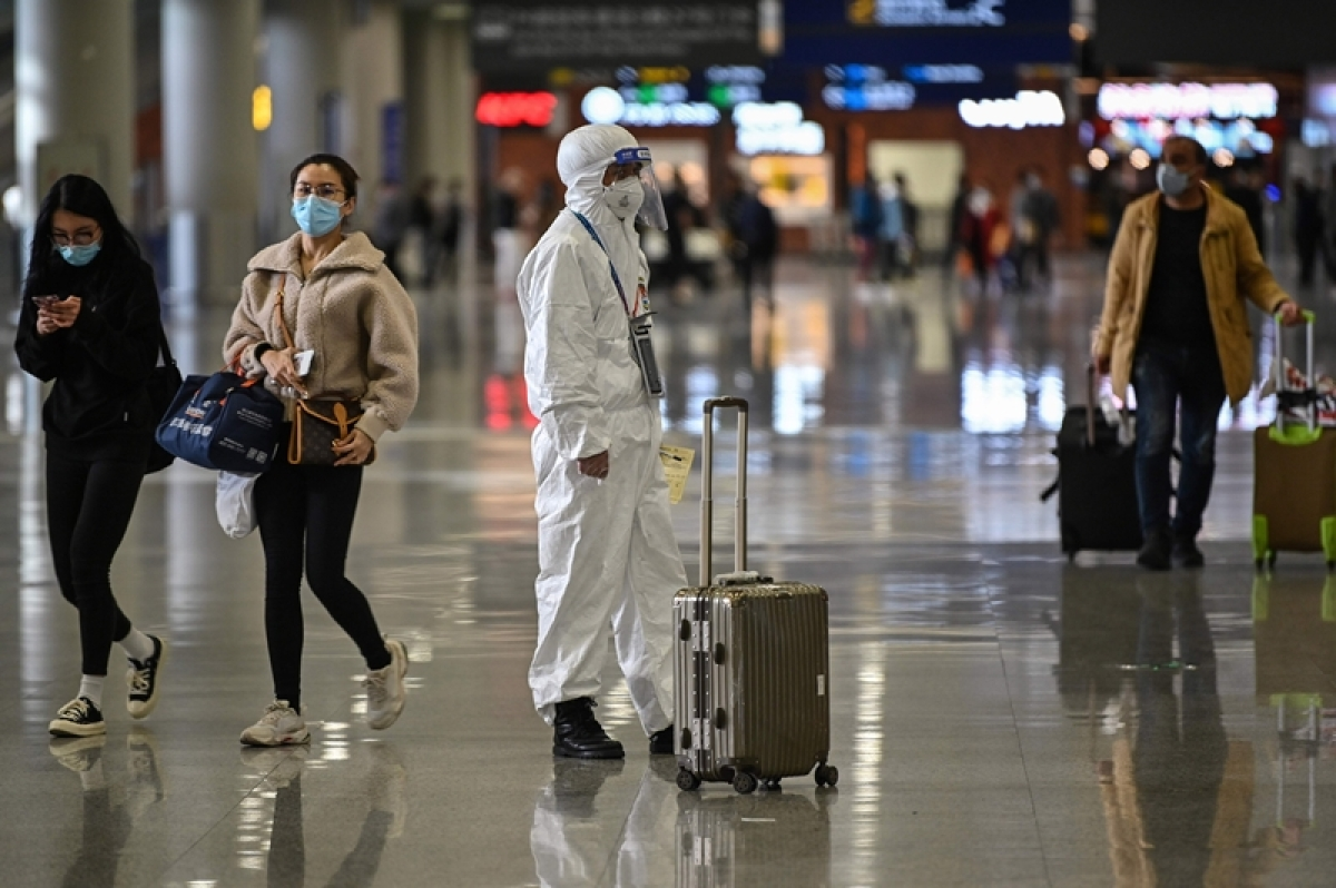China reports no new domestic coronavirus cases for second day