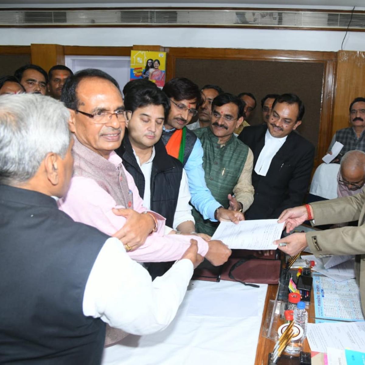 Madhya Pradesh: BJP Rajya Sabha candidate Sumer Singh Solanki's resignation from asst Professor post not accepted