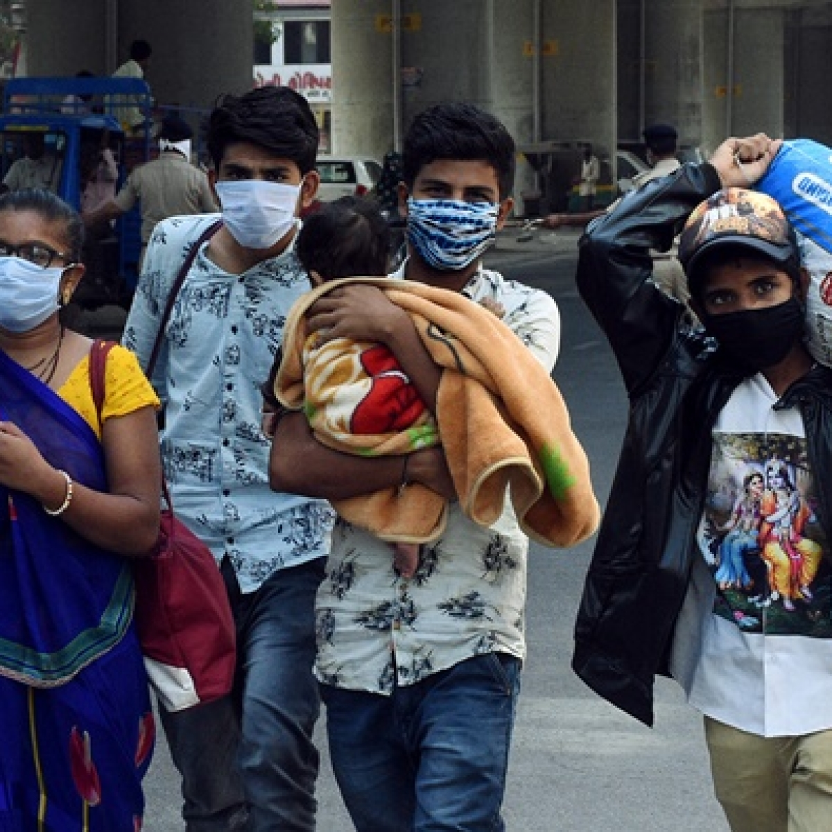Latest coronavirus update: Gujarat fresh virus toll 5