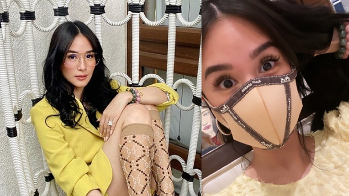 Fashion in the Time of coronavirus: Filipino actor's mask has started a DIY trend with Hermes, Gucci and more