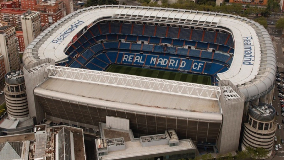 Real Madrid offer Santiago Bernabeu as storage facility for medical supplies in fight against coronavirus