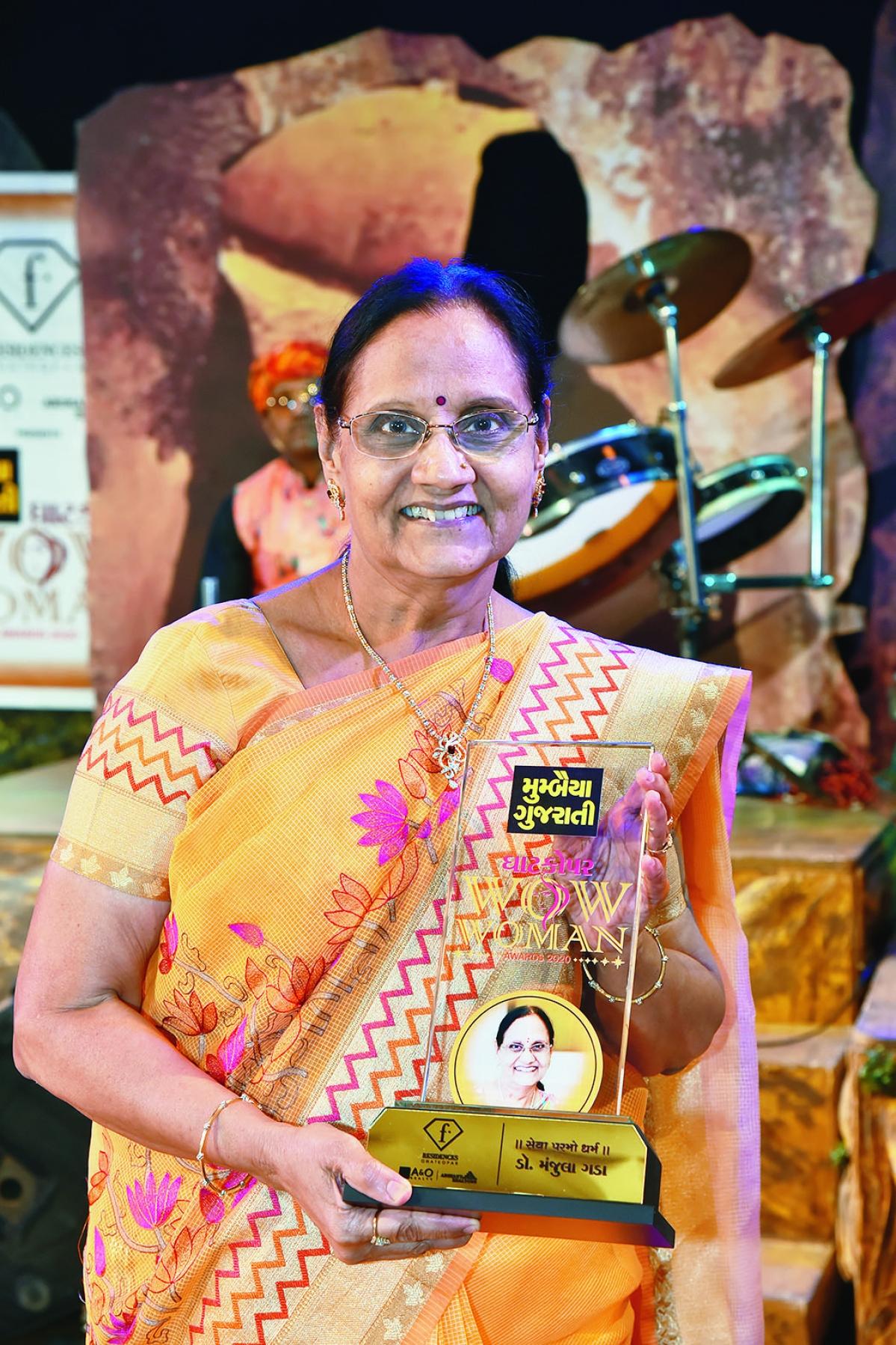 Dr Manjula Gada