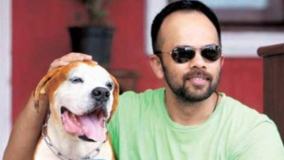 Director Rohit Shetty