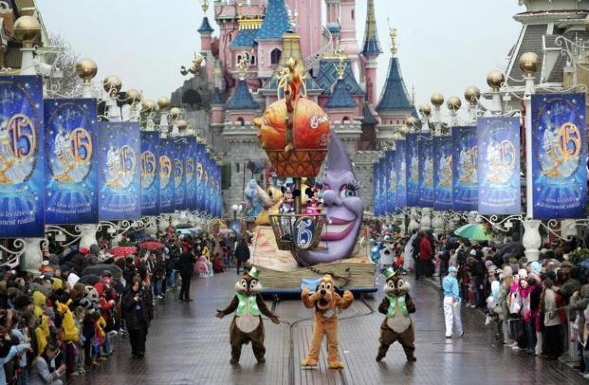 Coronavirus Update:  Disneyland Paris closes, Spain shuts down four towns