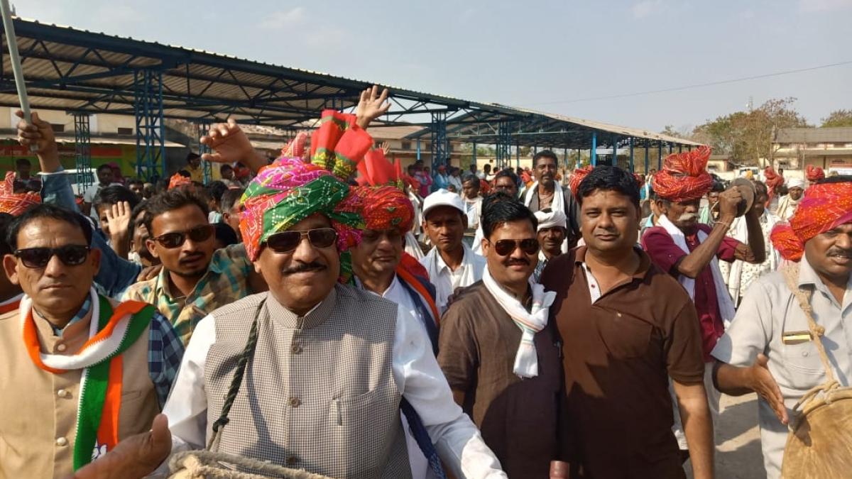 Madhya Pradesh: Bhagoriya rejuvenates our culture & traditions, says Congress spokesman Vikas Rawat