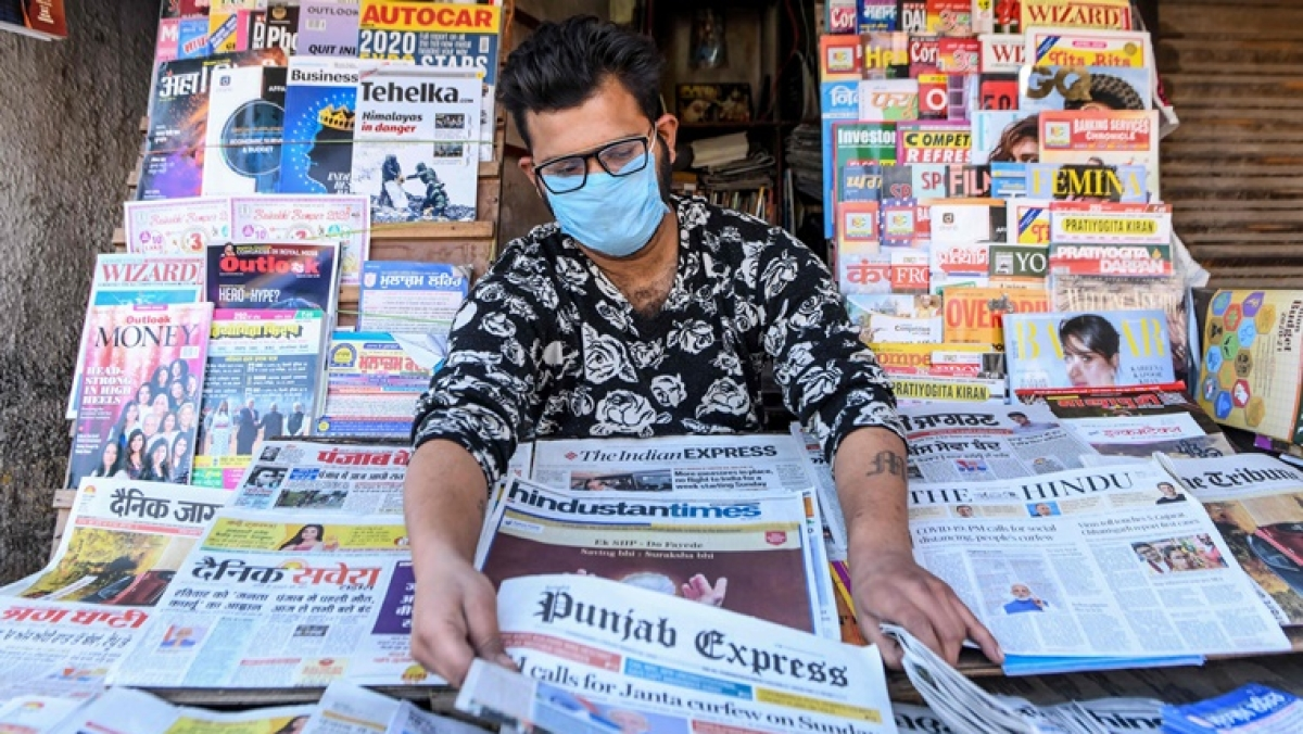 Coronavirus Update: Haven't received your daily newspaper in Mumbai, Thane and Navi Mumbai? Here's how you can check it online