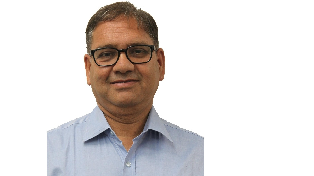 Sudhanshu Sharma takes over as Chief Administrative Officer (Construction) of W. Rly