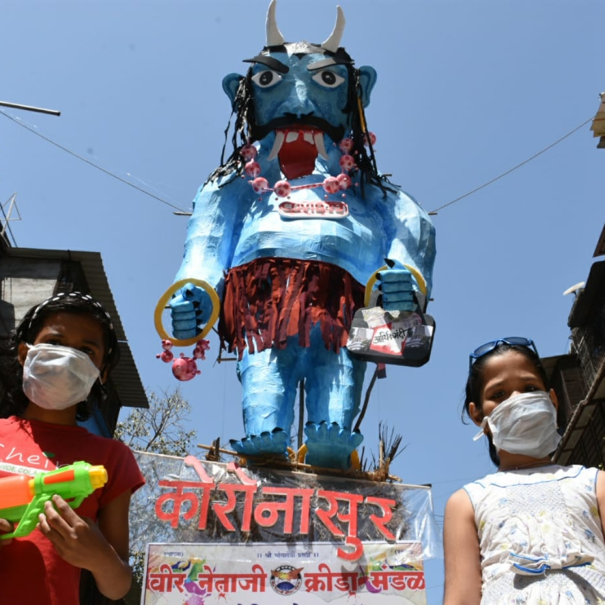 Mumbai: Worli's BDD Chawl to burn Coronavirus effigy for Holika Dahan
