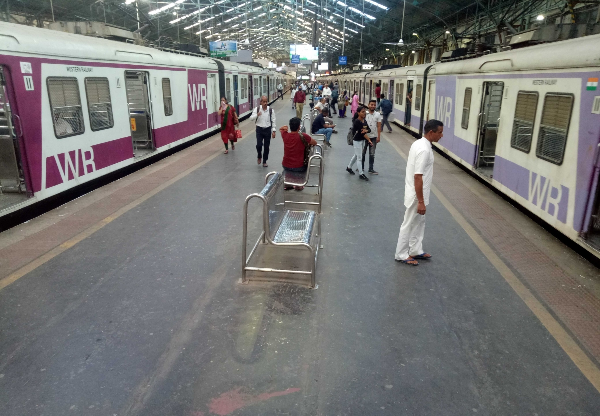 Maharashtra government announces effective shut-down of Mumbai local trains