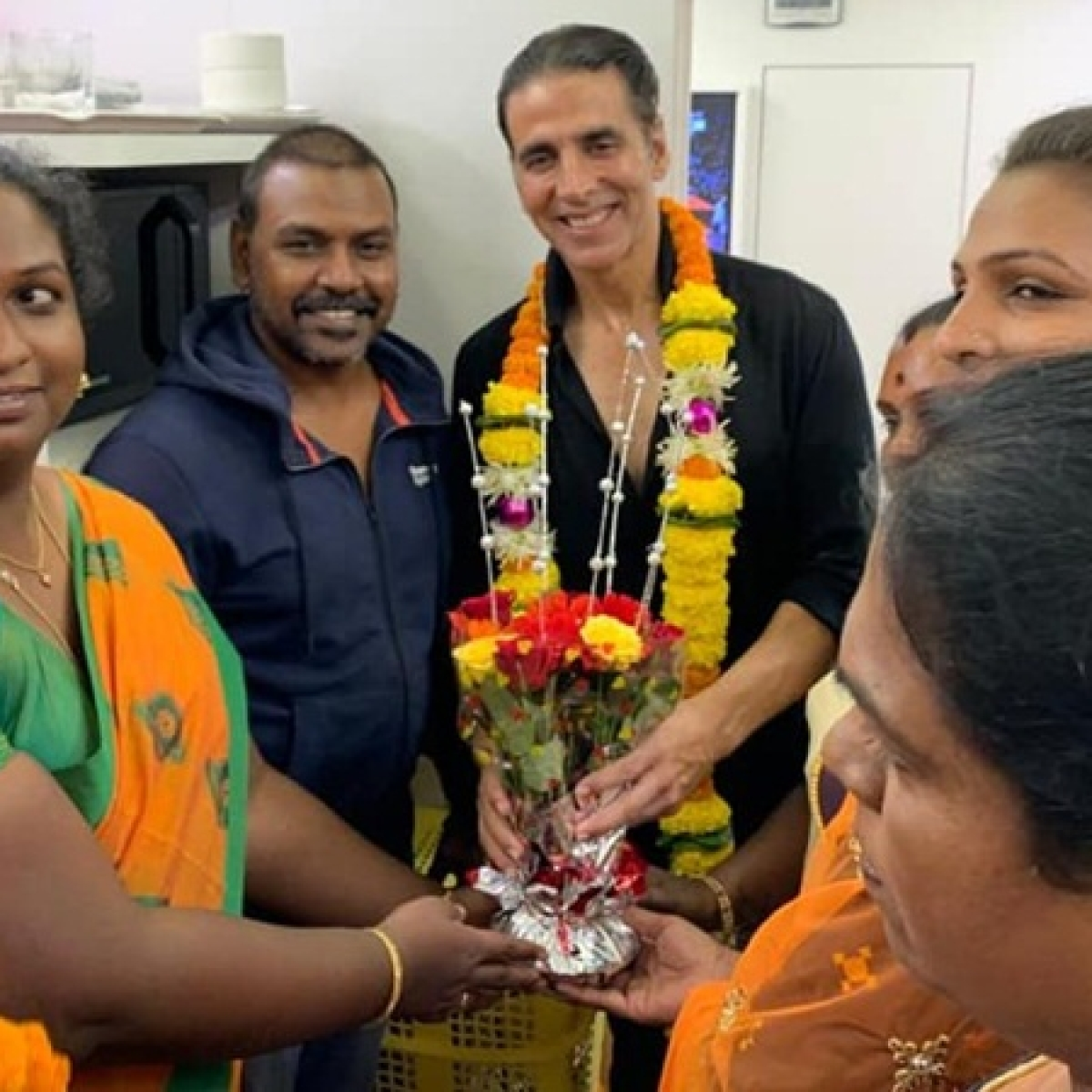 'Just for movie promotion': Akshay Kumar's Rs 1.5 cr donation for transgender home gets mixed reactions