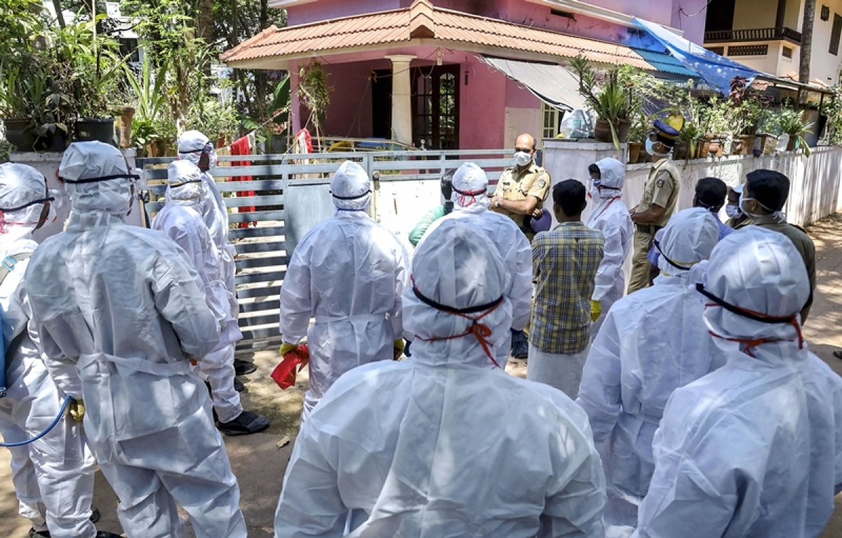 Latest coronavirus update: Kerala govt to approach centre to recast hotspot boundaries