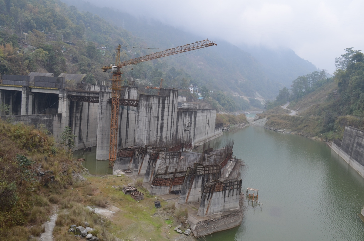 NHPC's subsidiary LTHPL awards Civil Works package (Lot-II) of 500 MW Teesta-VI HE Project, Sikkim