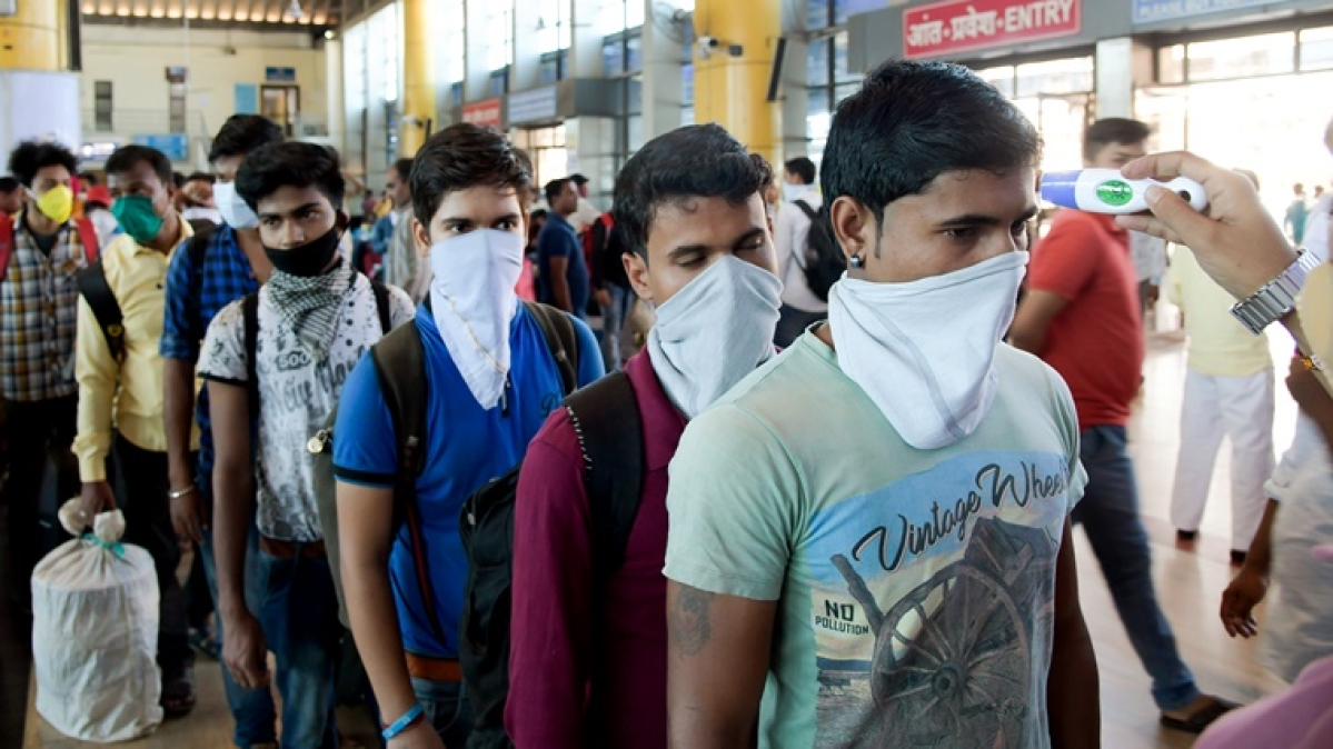 Coronavirus updates from India and the world:  5 new positive cases in Mumbai and 1 in Vashi; Total number of positive cases in Maharashtra rises to 153