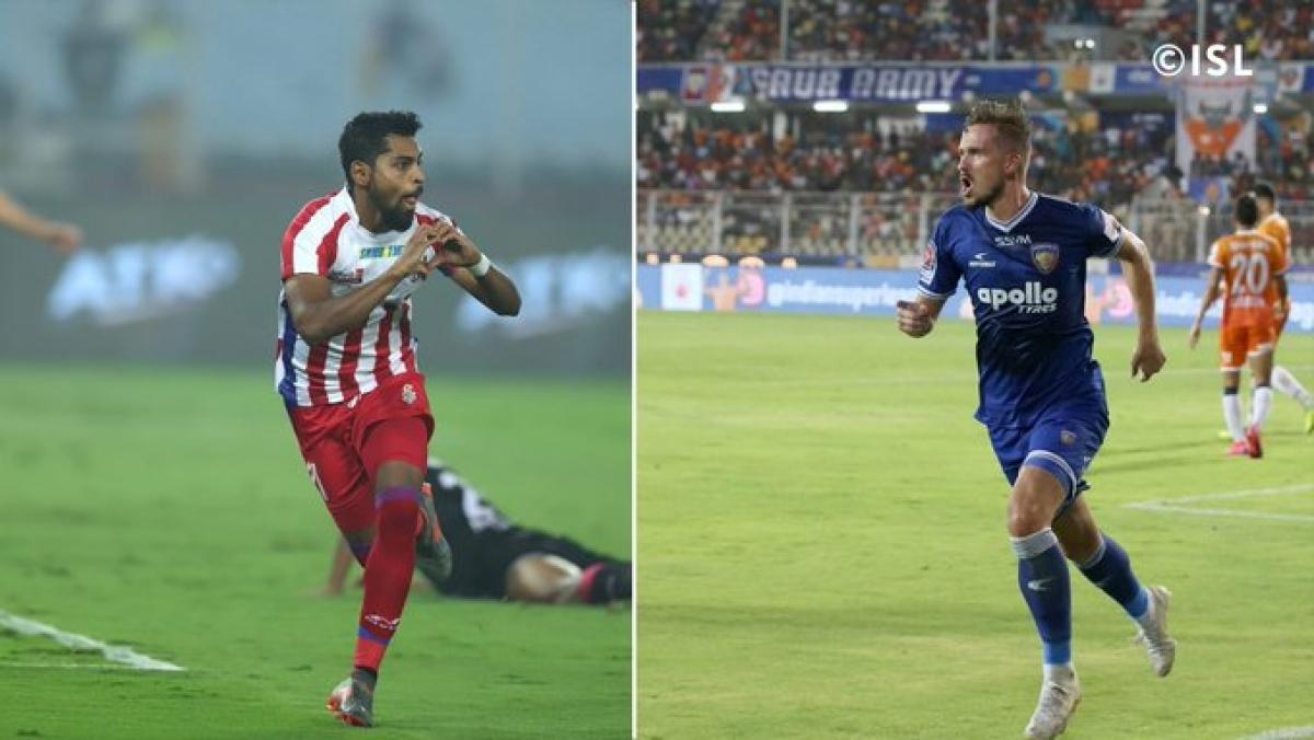 ATK FC vs Chennaiyin FC