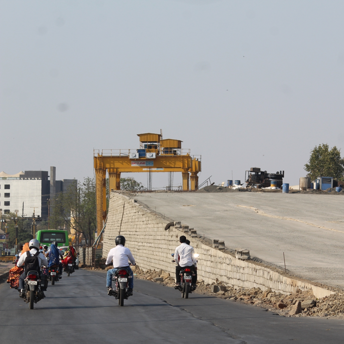 Indore to get Pipliyahana flyover before monsoon, claims IDA