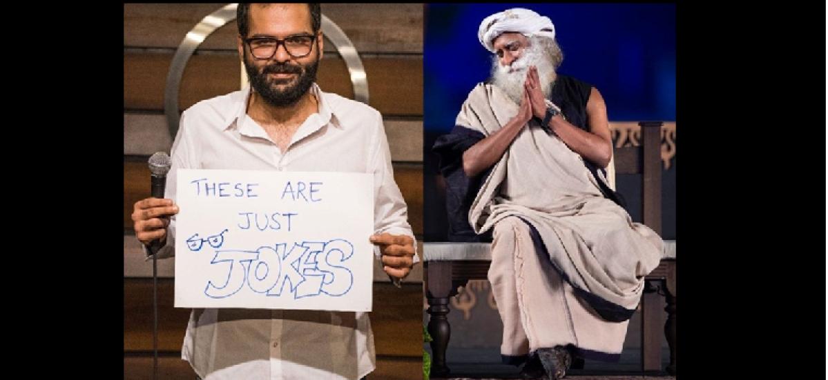 #KamraVirus is causing an outbreak of mental illness in India: Twitter attacks comedian for tweet on Sadhguru Jaggi Vasudev
