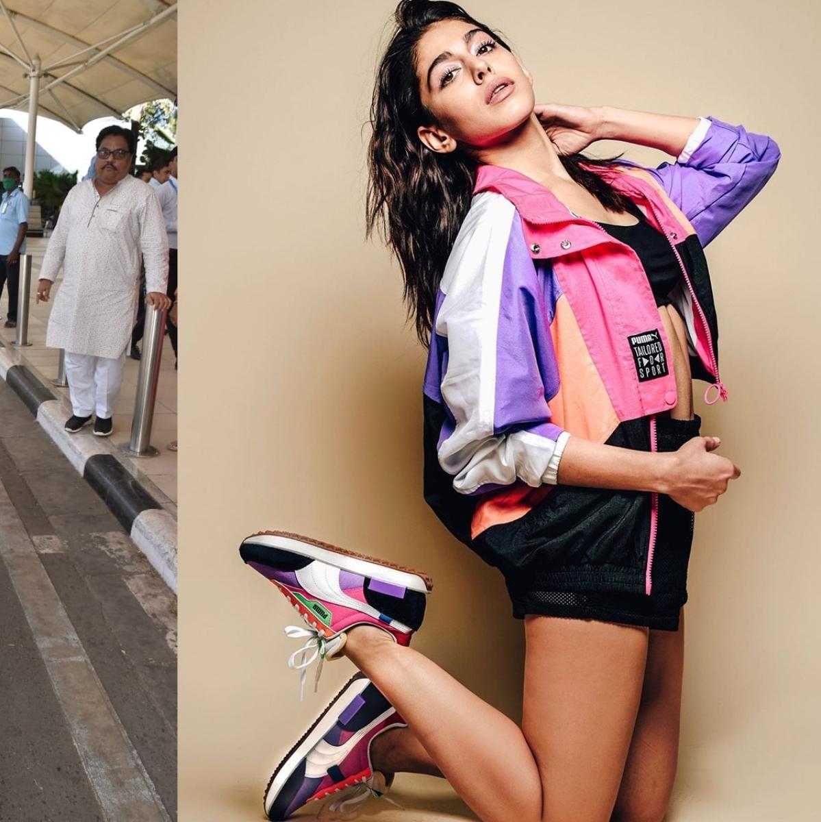 Sara Ali Khan or Alaya F - who wore the Rs 18,000 Puma Future Rider ensemble better?