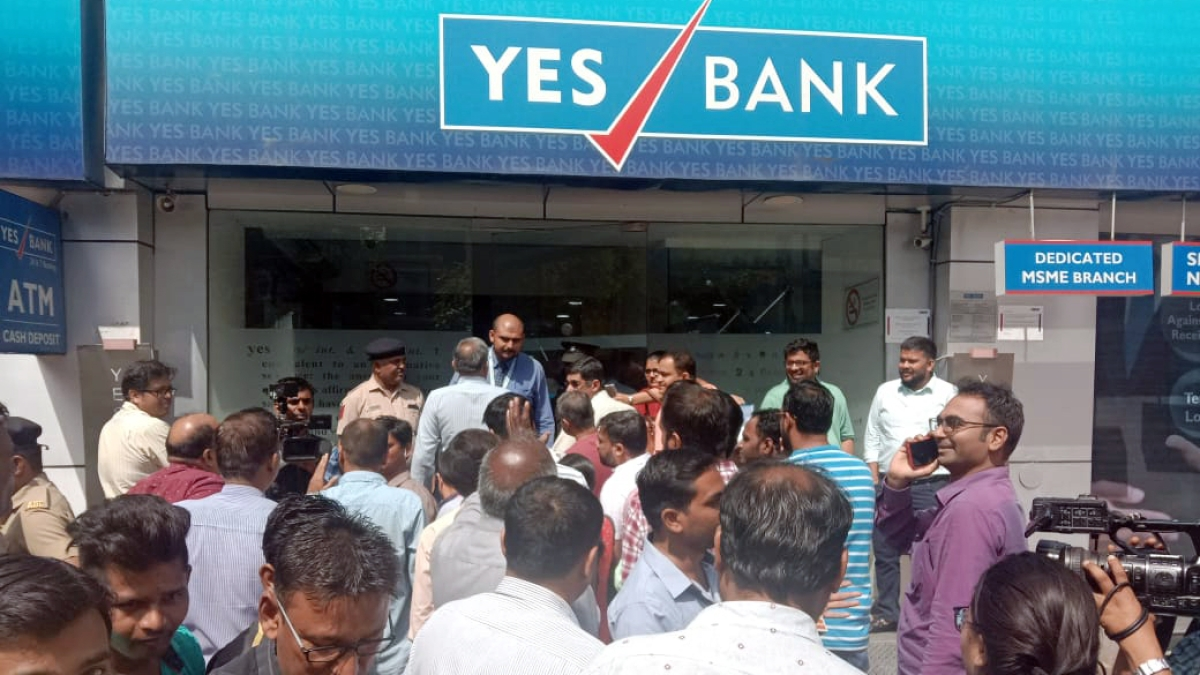 YES Bank Crisis: Why the private lender's deposits declined last year