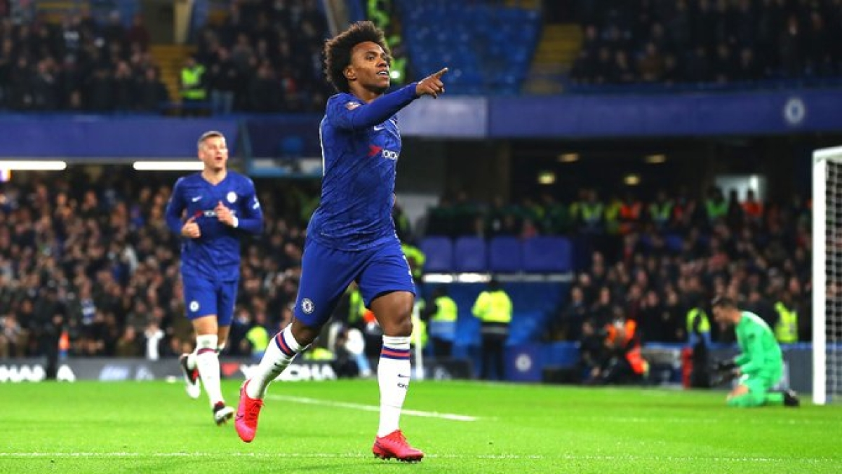 FA Cup: Chelsea ends Liverpool's treble dream with 2-0 victory at Stamford Bridge