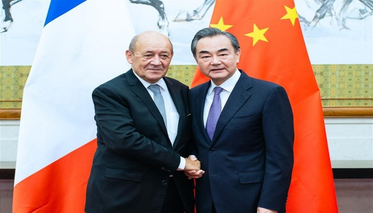France to learn from China's experience in fight against coronavirus: FM