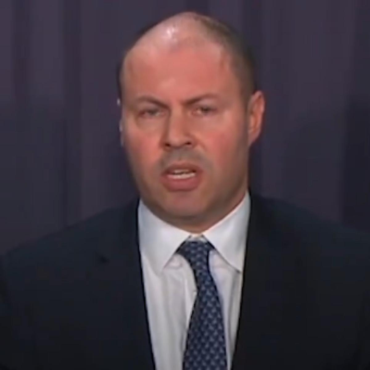 Australia Treasurer slammed for racist remarks