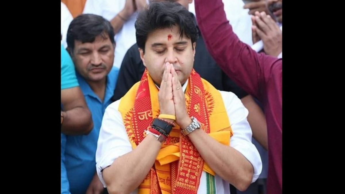 'Murder of democracy' to 'jumla': 10 tweets about Modi-Shah Jyotiraditya Scindia ought to delete before joining BJP
