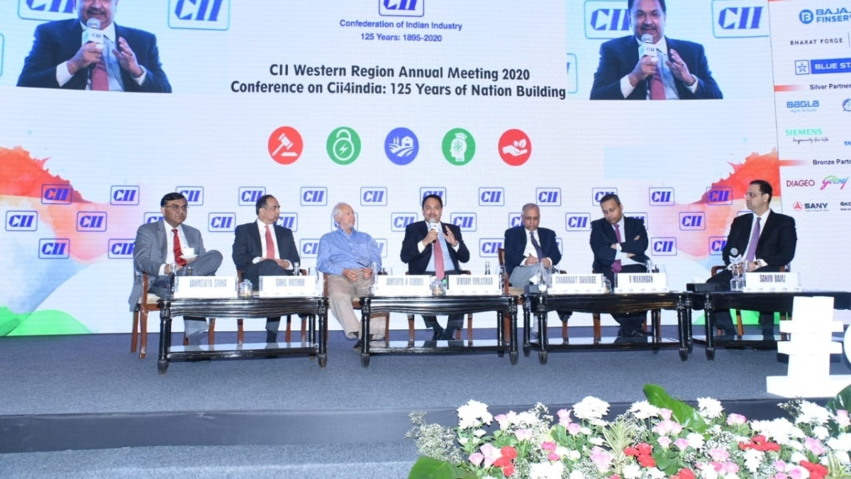 CII Western Region conducts Annual Meeting in Mumbai