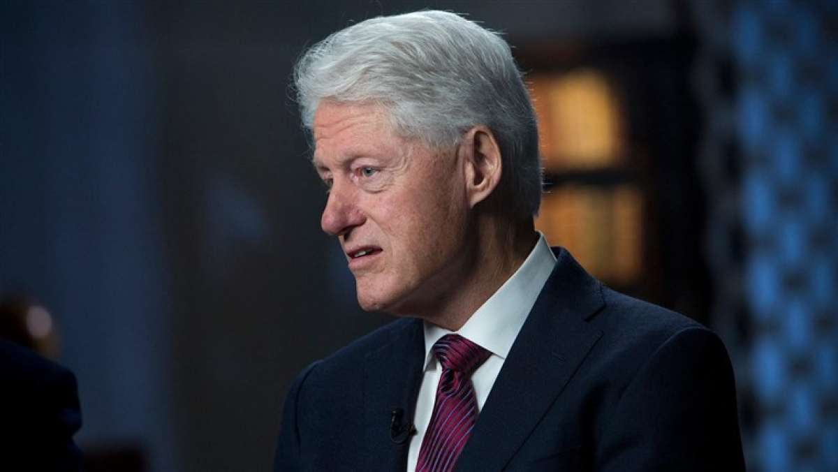 Lewinsky affair was to manage  anxieties, claims Bill Clinton