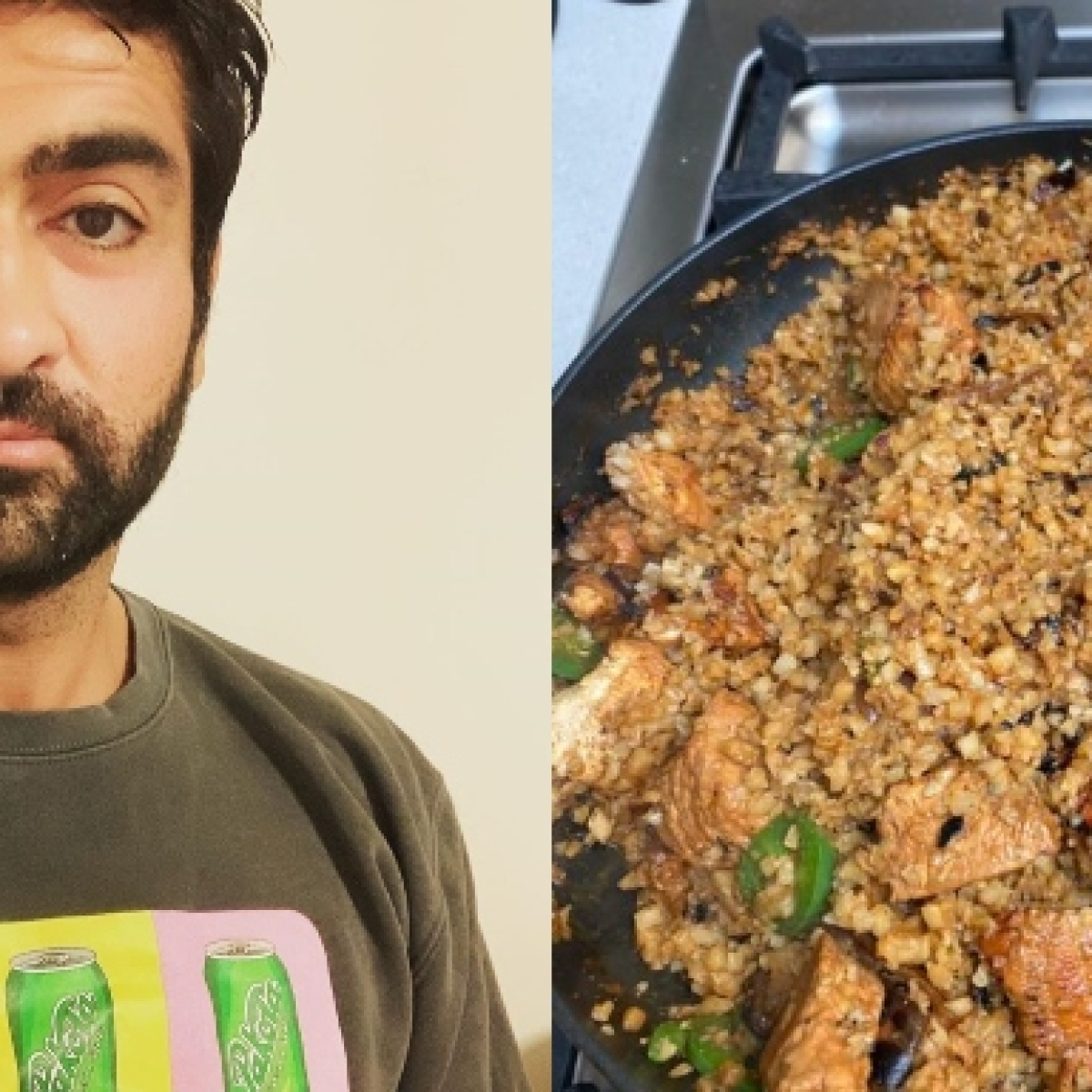'Accounts for blasphemy': Desi Twitter offended by Kumail Nanjiani's 'cauliflower rice biryani'