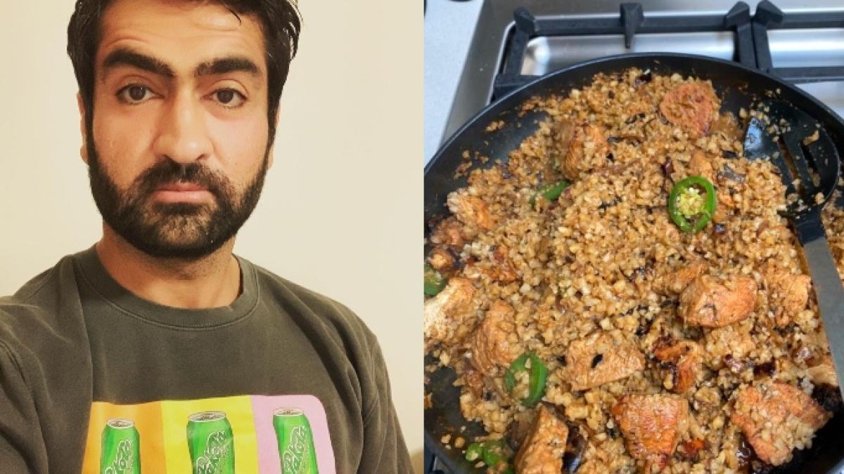 'Accounts for blasphemy': Desi Twitter offended by Kumail Nanjiani's 'cauliflower rice biryani'