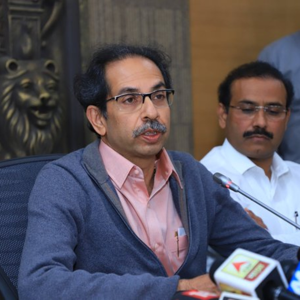 'Stay at home, cooperate with the state government during the lockdown': Maha CM Uddhav Thackeray