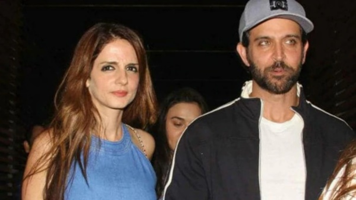 Hrithik Roshan, Sussanne Khan celebrate son's birthday with family via video call