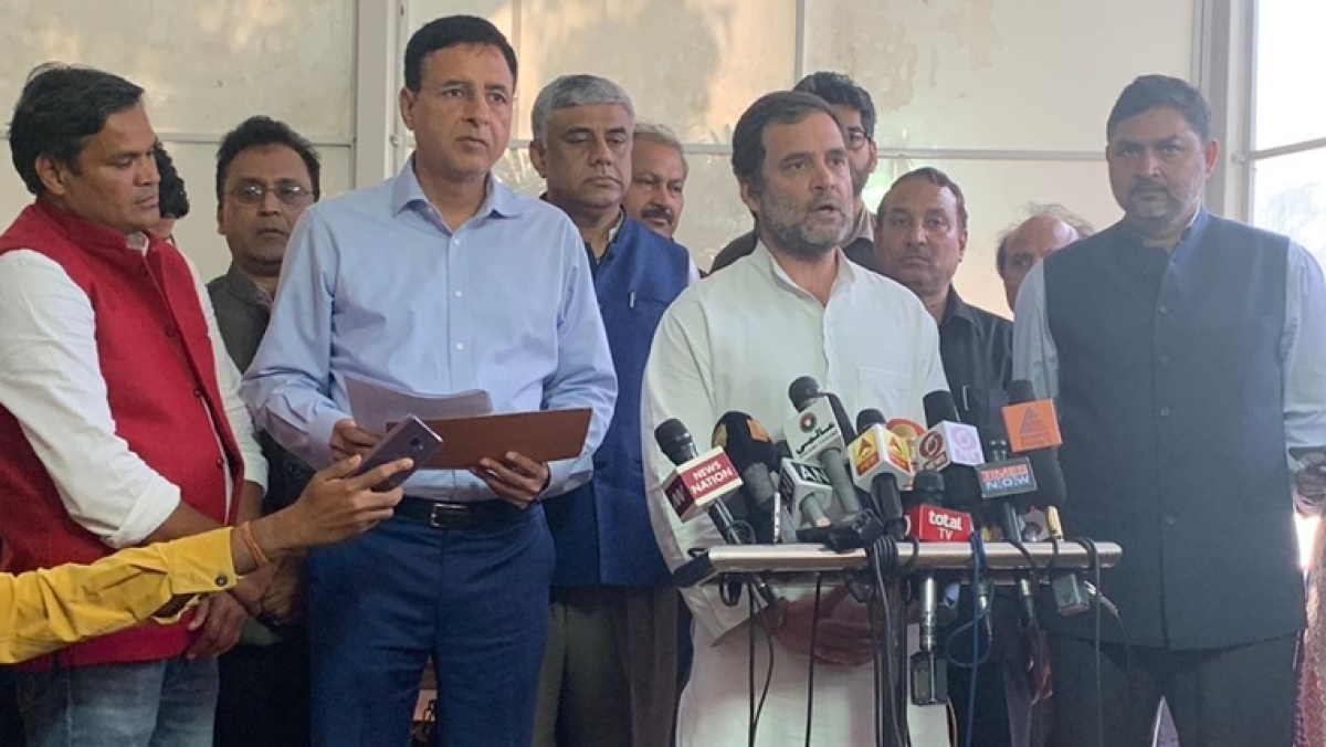 'He will not get respect in BJP': Rahul Gandhi criticises former friend; says Scindia was 'scared for his political future'