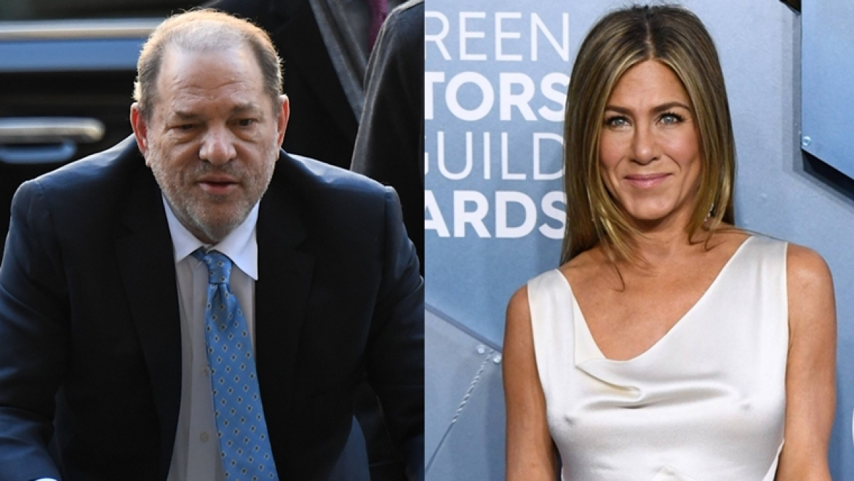 When Harvey Weinstein said 'Friends' star Jennifer Aniston 'should be killed'