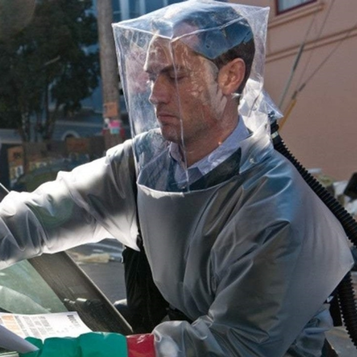 Reel meets real life: 'Contagion' movie consultant doctor tests positive for coronavirus
