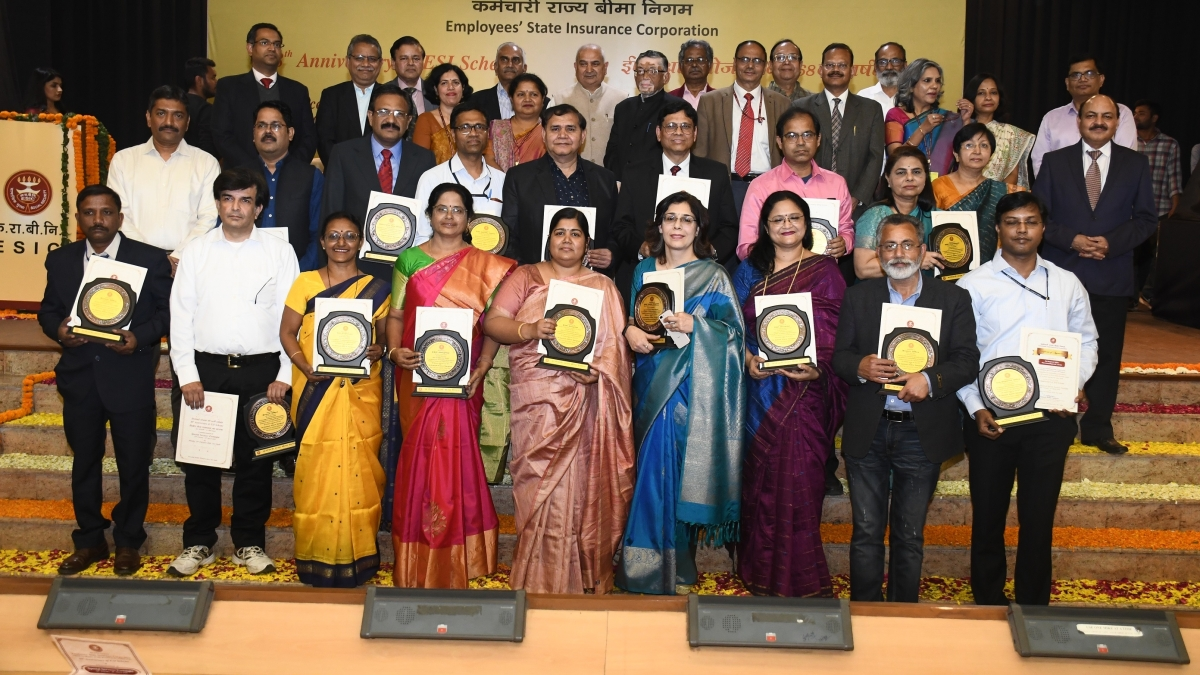 ESIC celebrates Foundation Day by commencing special services fortnight