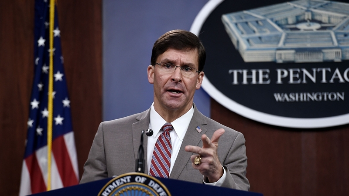 Peace deal with Taliban is conditions-based agreement: US Defence Secretary