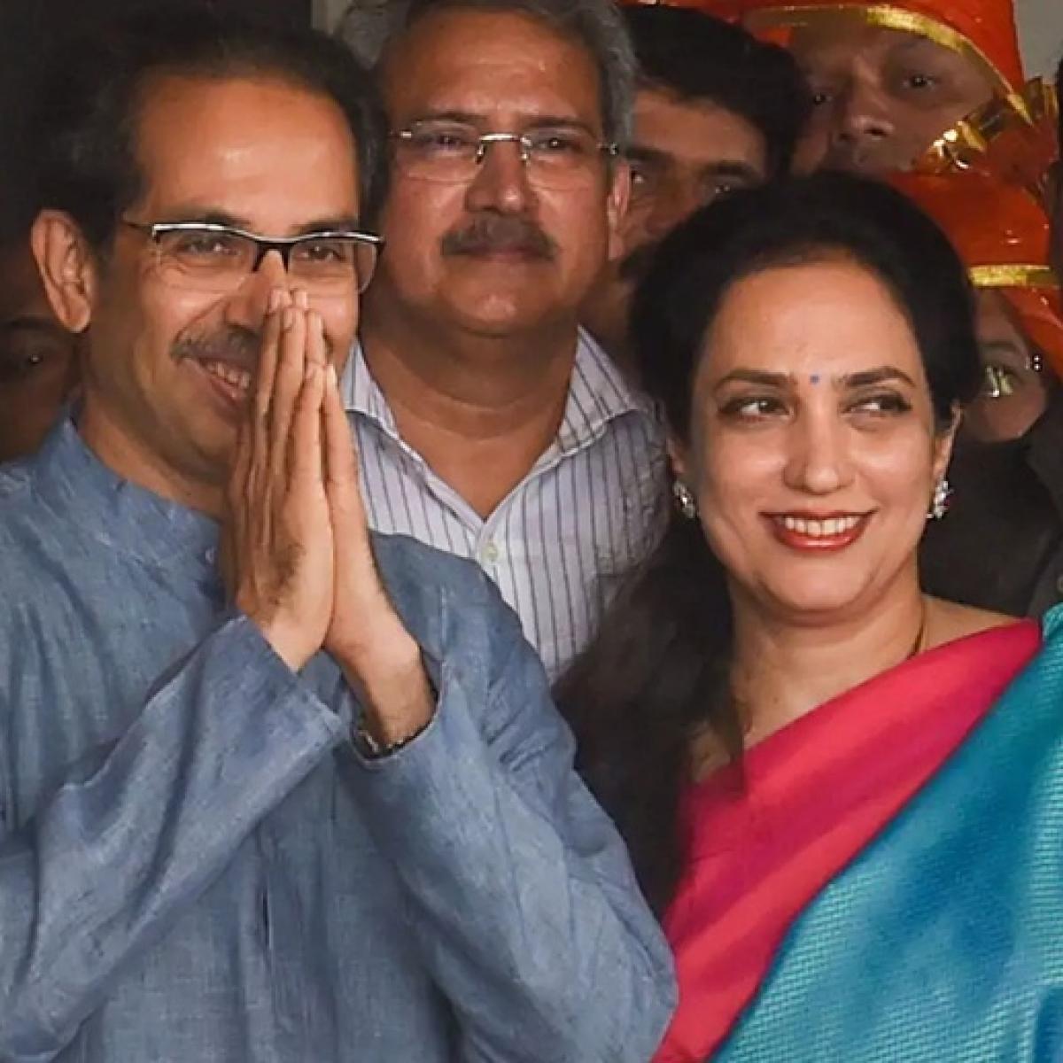 Maha CM Uddhav Thackeray's wife Rashmi admitted in hospital for COVID-19 treatment