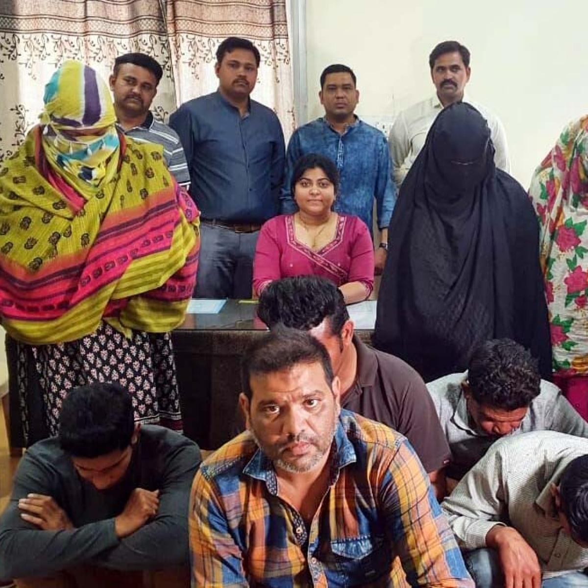 Madhya Pradesh: TMC's president Sachin Chouhan held over alleged involvement in sex racket