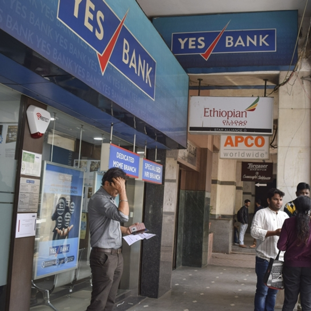 YES Bank ATMs full of cash: Rana Kumar