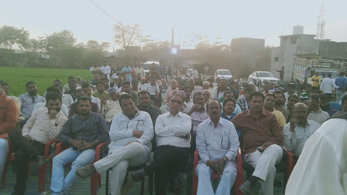 Madhya Pradesh: Congressmen host meet to show solidarity with party in Jaora