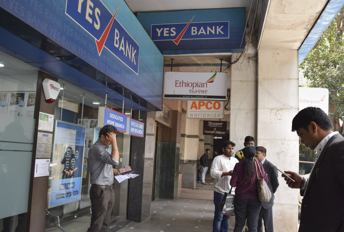 Yes Bank founder Rana Kapoor's daughter stopped from leaving country