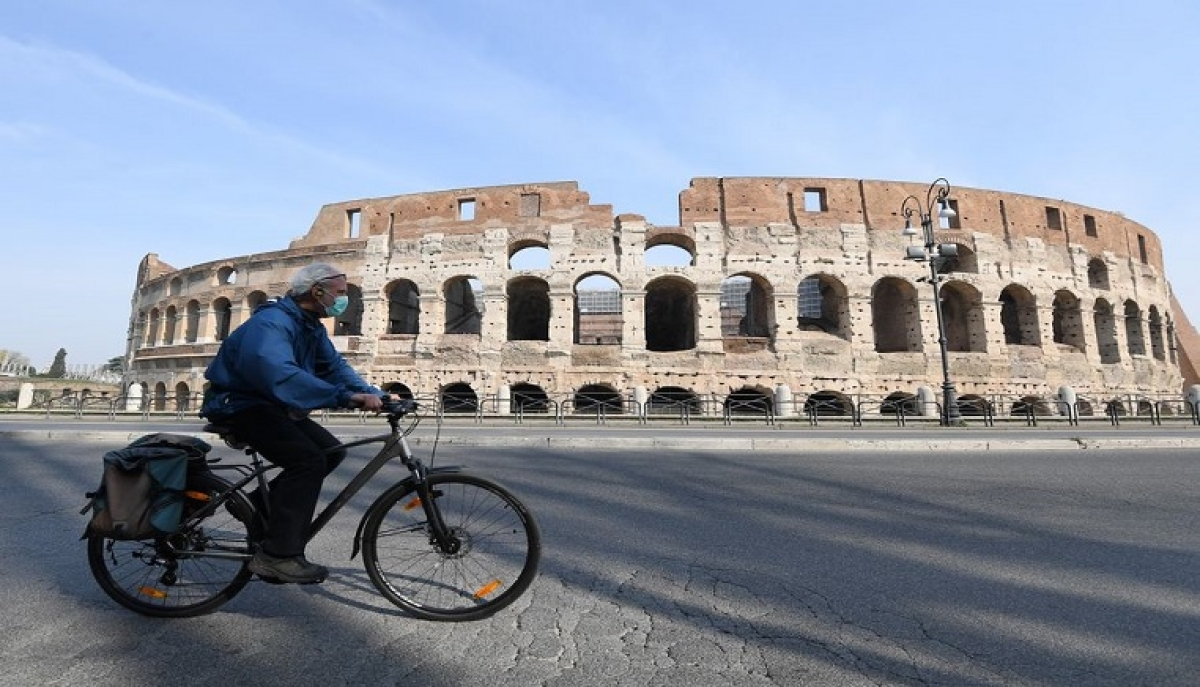 COVID-19: Italy enters strict 3-day lockdown over Easter