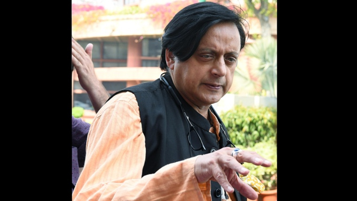 'He showed his hollowness of convictions and principles': Tharoor slams Scindia; says Congress needs 'longer-term' President