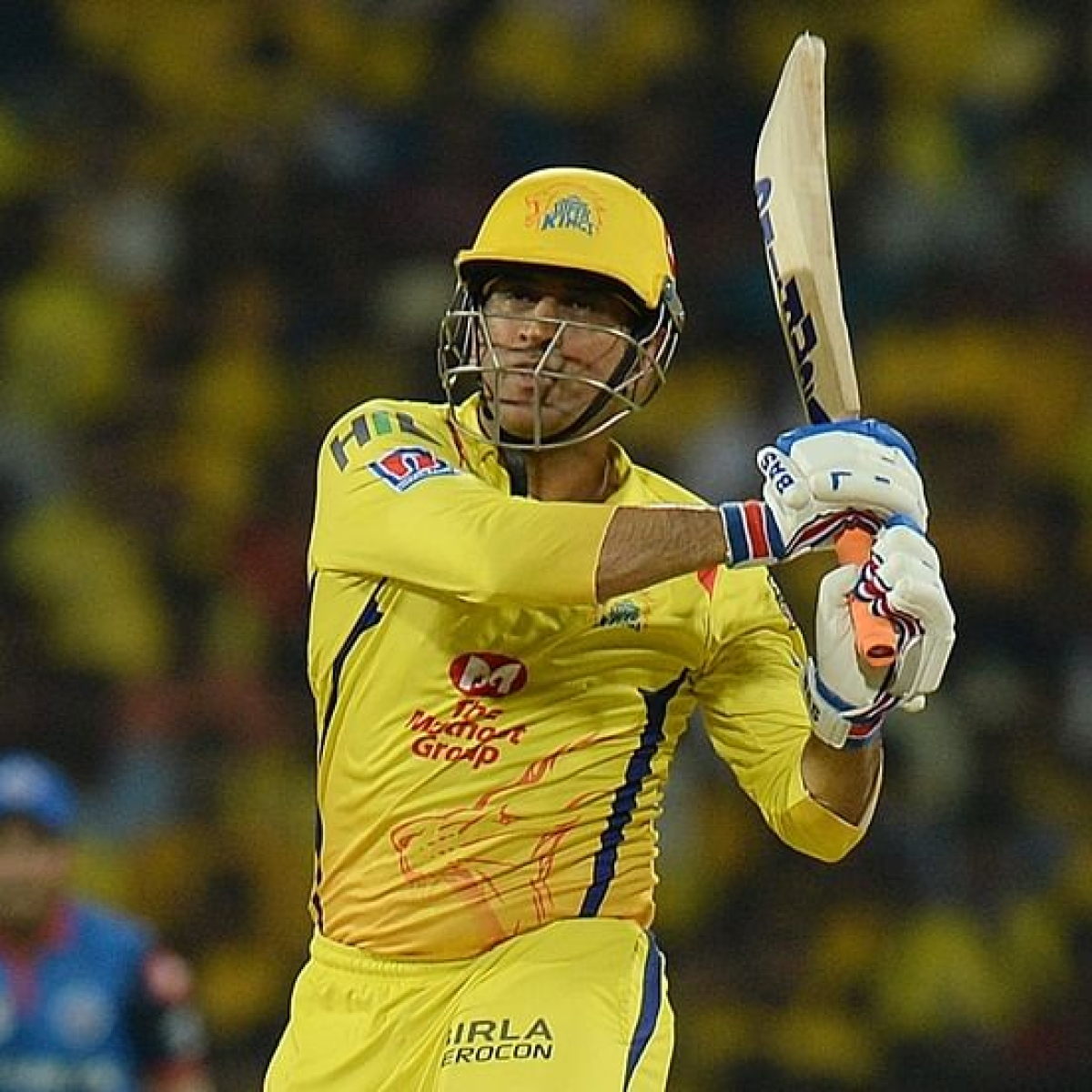 A 'viral' end to IPL will be Dhoni's swansong
