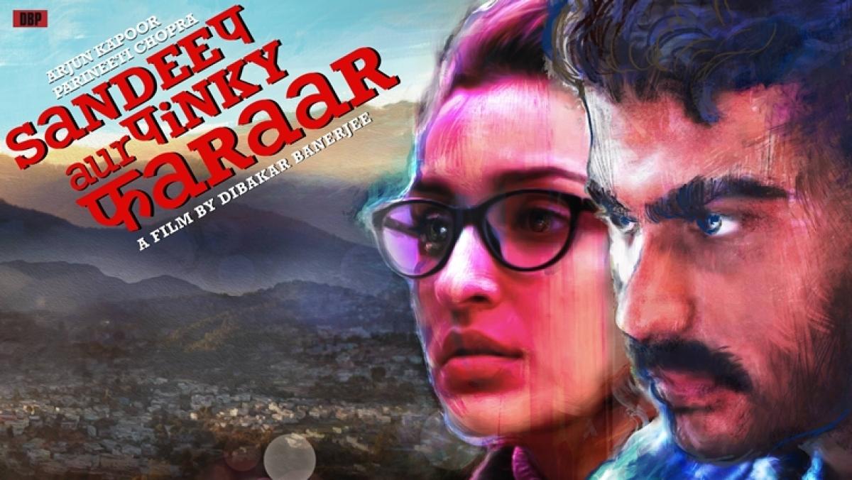 Arjun Kapoor, Parineeti Chopra's 'Sandeep Aur Pinky Faraar' trailer out!