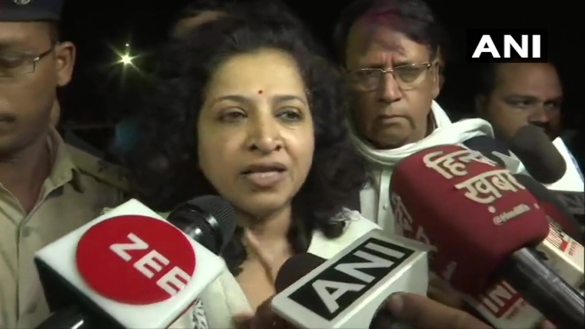 Madhya Pradesh Govt Crisis Updates: We have the number, we'll fight this together, says Shobha Oza