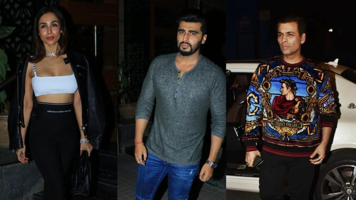 Amid coronavirus outbreak, Varun Dhawan, Karan Johar and other B-town celebs attend Bunty Sajdeh's bash