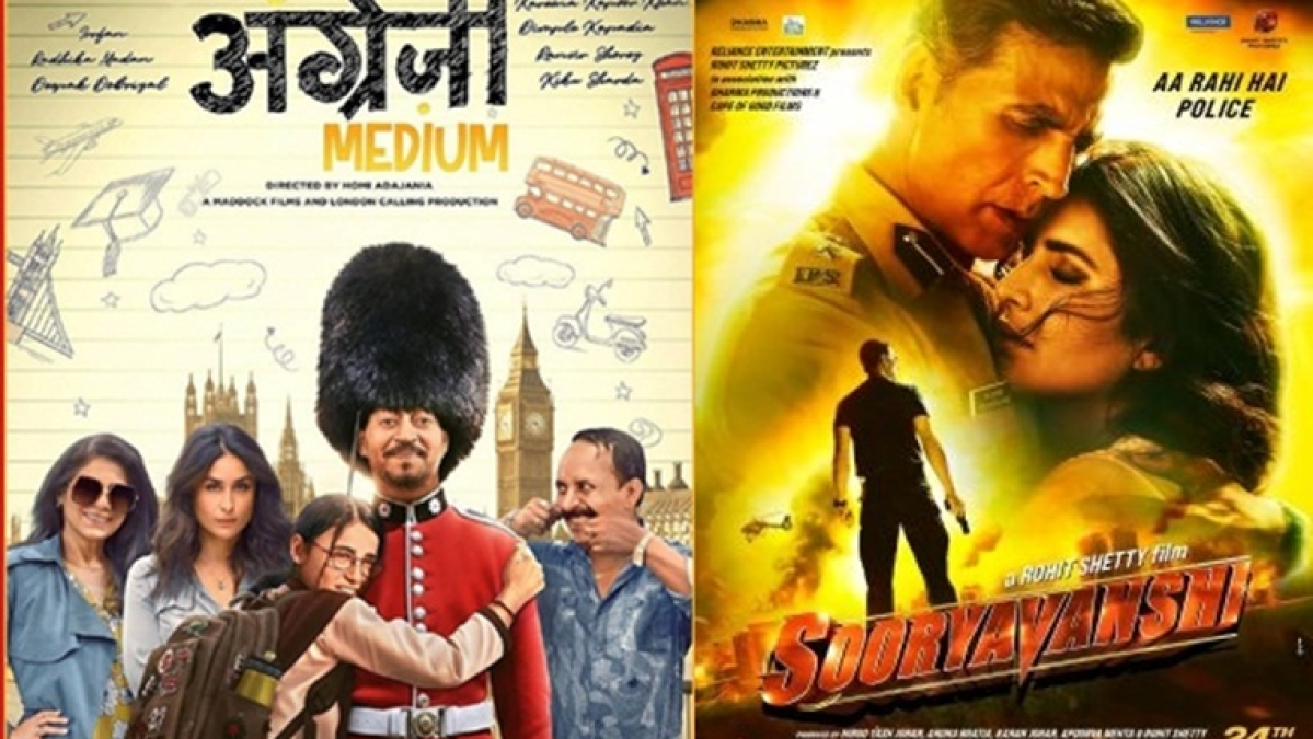 Coronavirus update: Delhi's cinema halls to stay shut till March 31; list of movies that will be affected